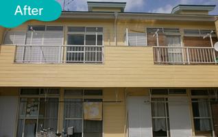 外壁塗装事例